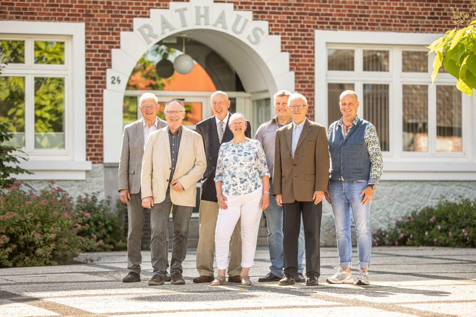 Kandidaten Samtgemeinderat WB1 & Gemeinderat Tostedt